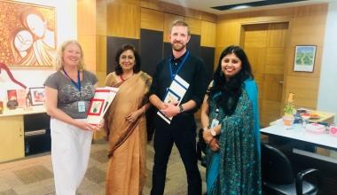 """Udveksling for lærere i Indien: """"Ud af comfortzonen"""""""