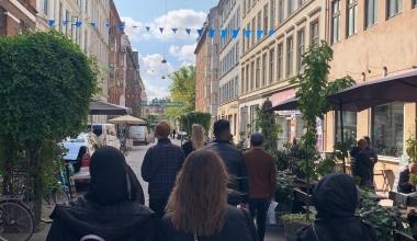 En ny verden åbnede sig for Aarhus-eleverne